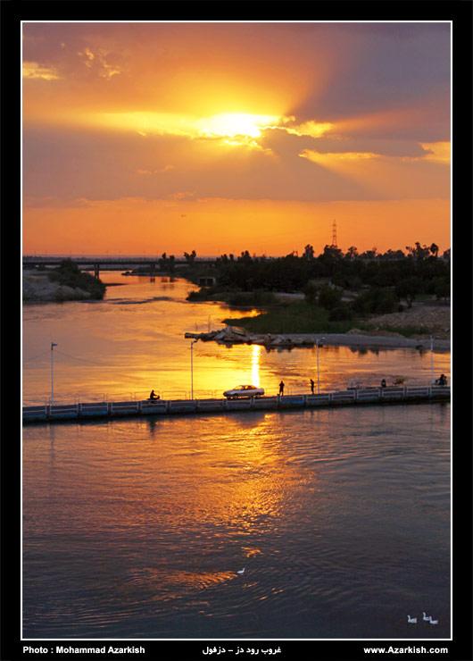 dezful_sunset_2